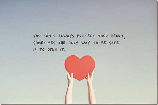 How to protect your heart from being broken