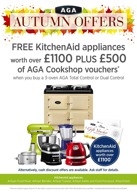 AGA OFFER OCTOBER 15
