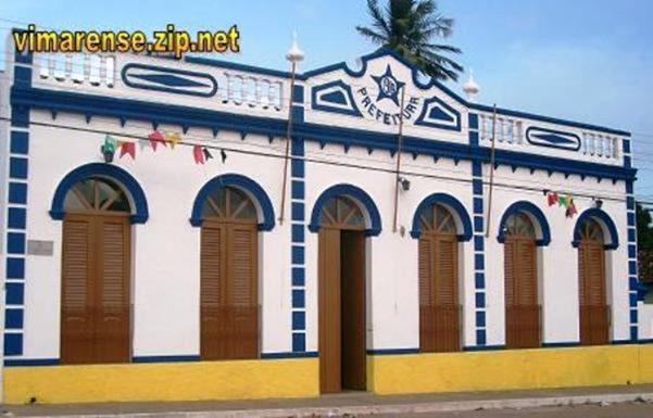 Prédio antigo da Prefeitura - Guimaraes, Maranhao, foto: guimaraes-ma.zip.net