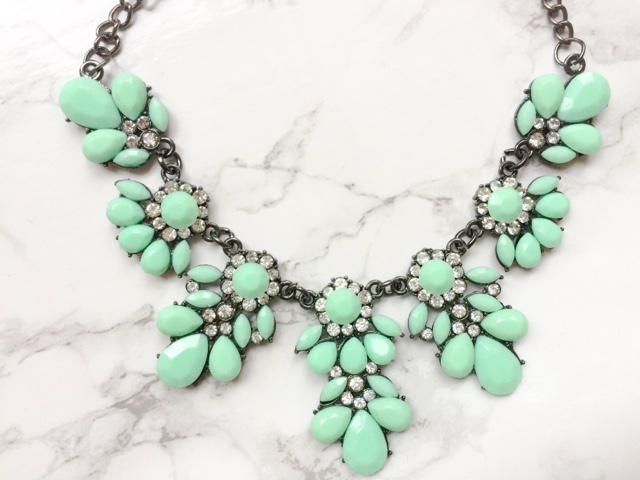fashion-blog-affordable-jewellery-costume-jewelry-new-look-newlook-ebay-statement-necklace-festival-fashion-earrings-ring-watch-zara-dupe-mint-green-silver-coin-haul