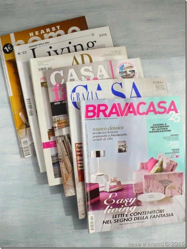 Diy riciclo creativo da pagina di rivista a busta per for Riviste di arredamento interni