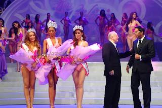 Miss Bikini Philippines 2013 Winners