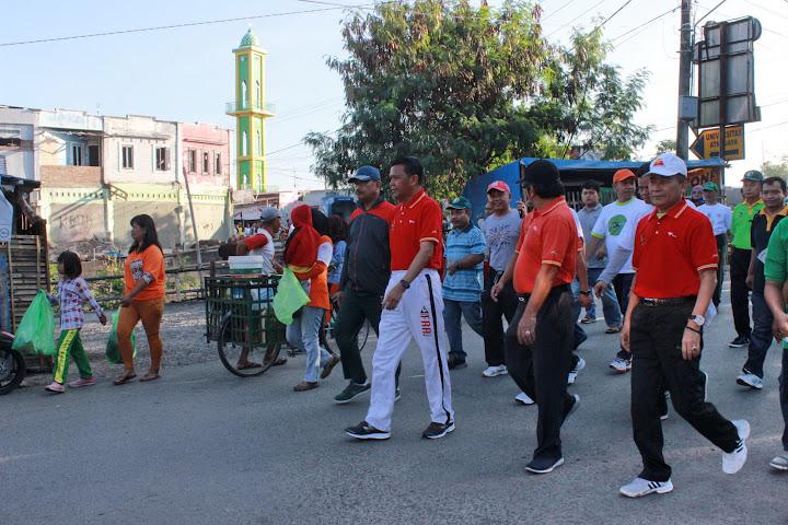 Fun Walk 2015 bersama Bupati Bantaeng dan Gubernur SulSel-7