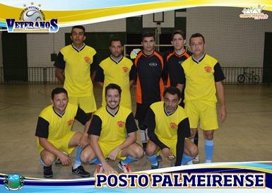 III COPA DE PELADEIROS  - POSTO PALMEIRENSE