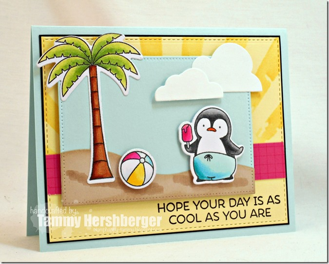 Cool Day by Tammy Hershberger