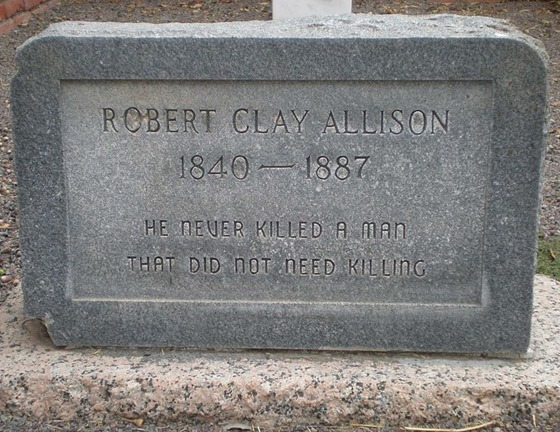 Clay-Allison-Tombstone1