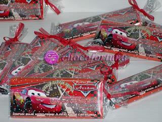 Coklat Chocobar Ultah 5731 Souvenir Birthday Ulang Tahun Ulangtahun