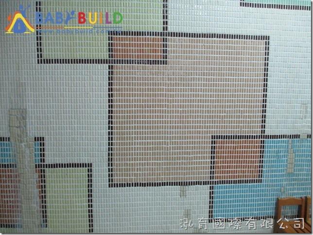 BabyBuild 壁掛式遊戲安全告示牌施工