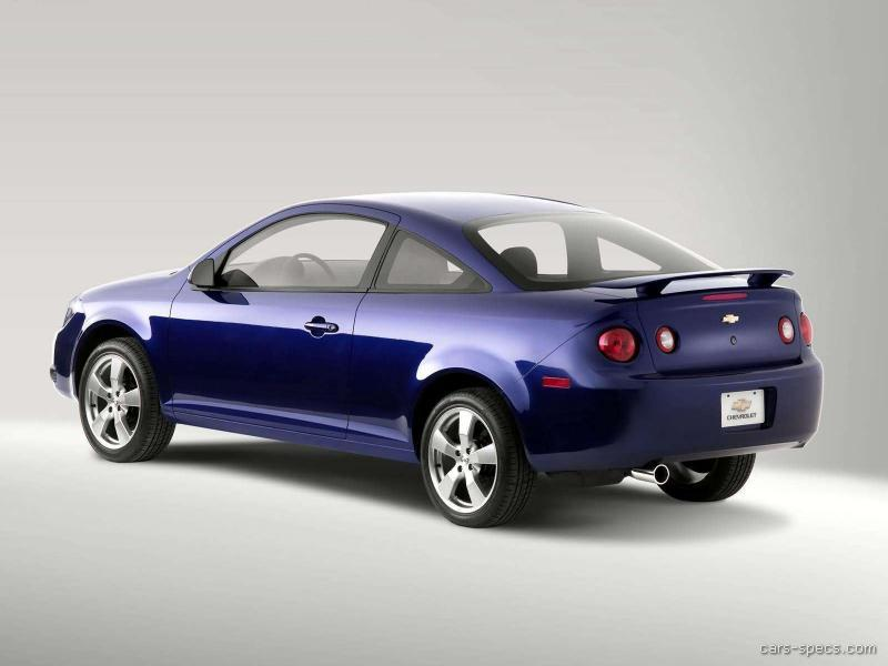 2006 chevrolet cobalt coupe specifications pictures prices. Black Bedroom Furniture Sets. Home Design Ideas
