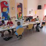 Alle Teilnehmer voll konzentriert