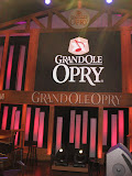 The Grand Ole Opry stage in Nashville TN 09032011e