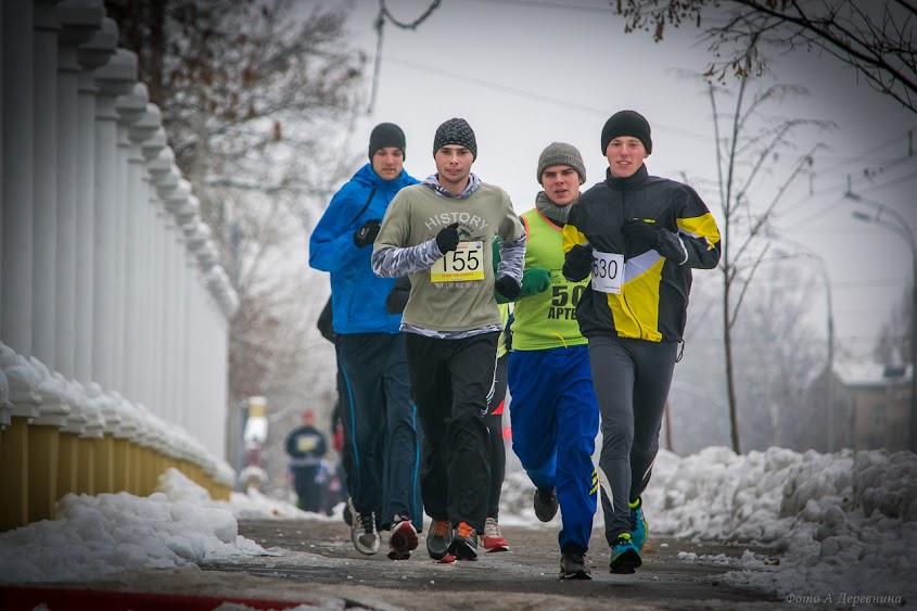 Фотографии. Легкоатлетический пробег «Зиме навстречу»