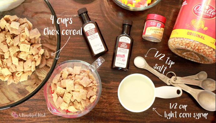 Caramel-Pumpkin-Spice-Chex-snack-mix-ingredients-2