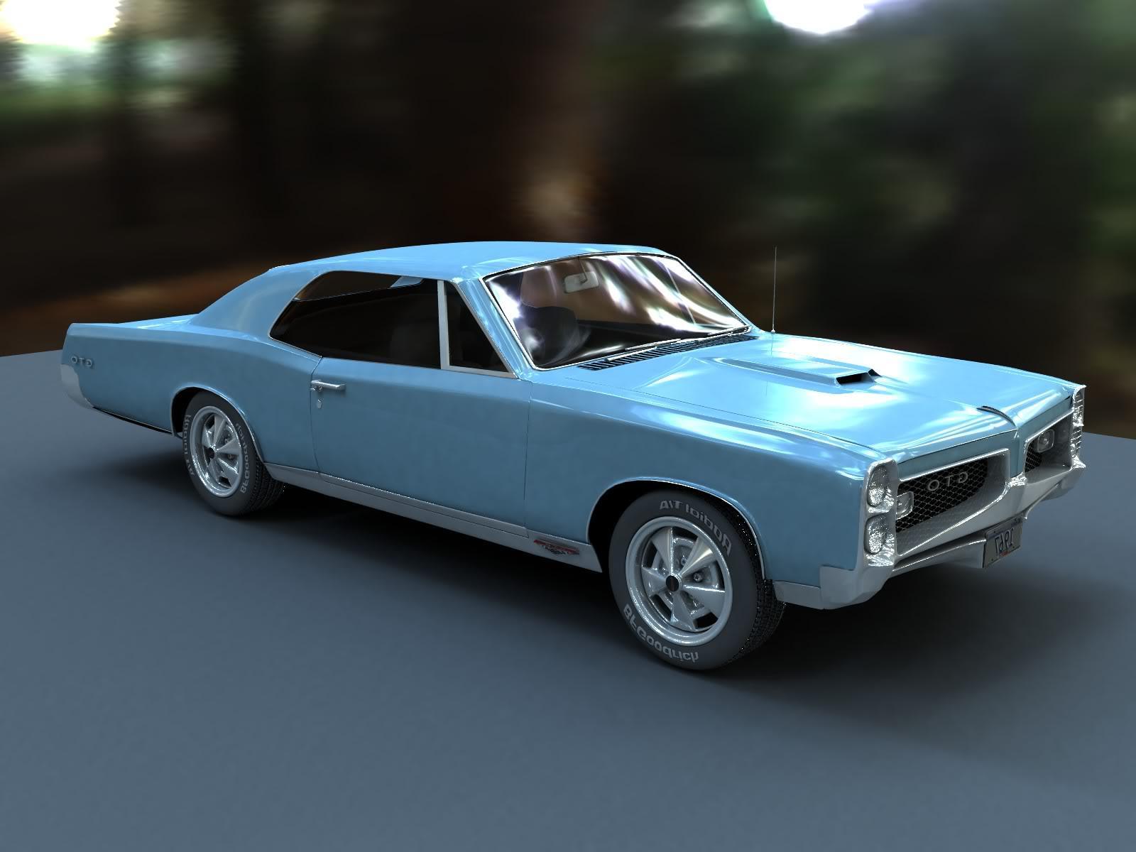 1967 GTO  update pg 2