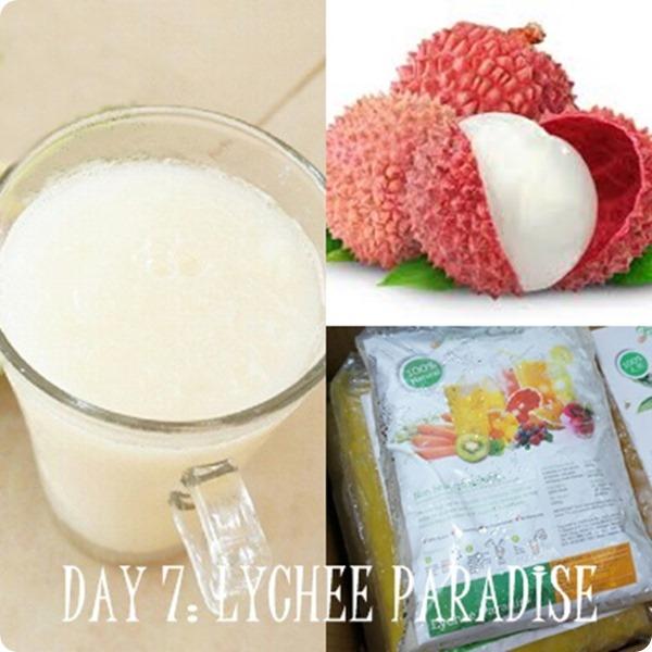 Fresh Code lychee paradise