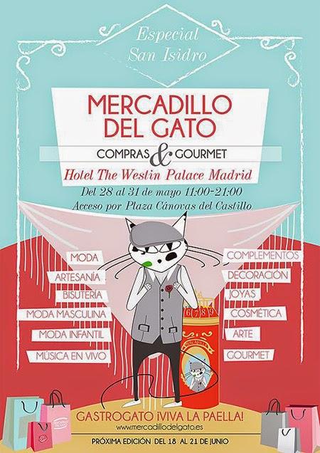 Mercadillo del Gato, del 28 al 31 de mayo
