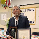 American G.I. Forum recognizes Al Castellano