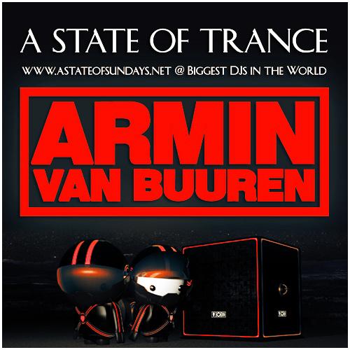 ARMIN VAN BUUREN: A State of Trance 550 (Mixed by Armin ...