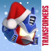 Game Angry Birds Transformers APK for Kindle