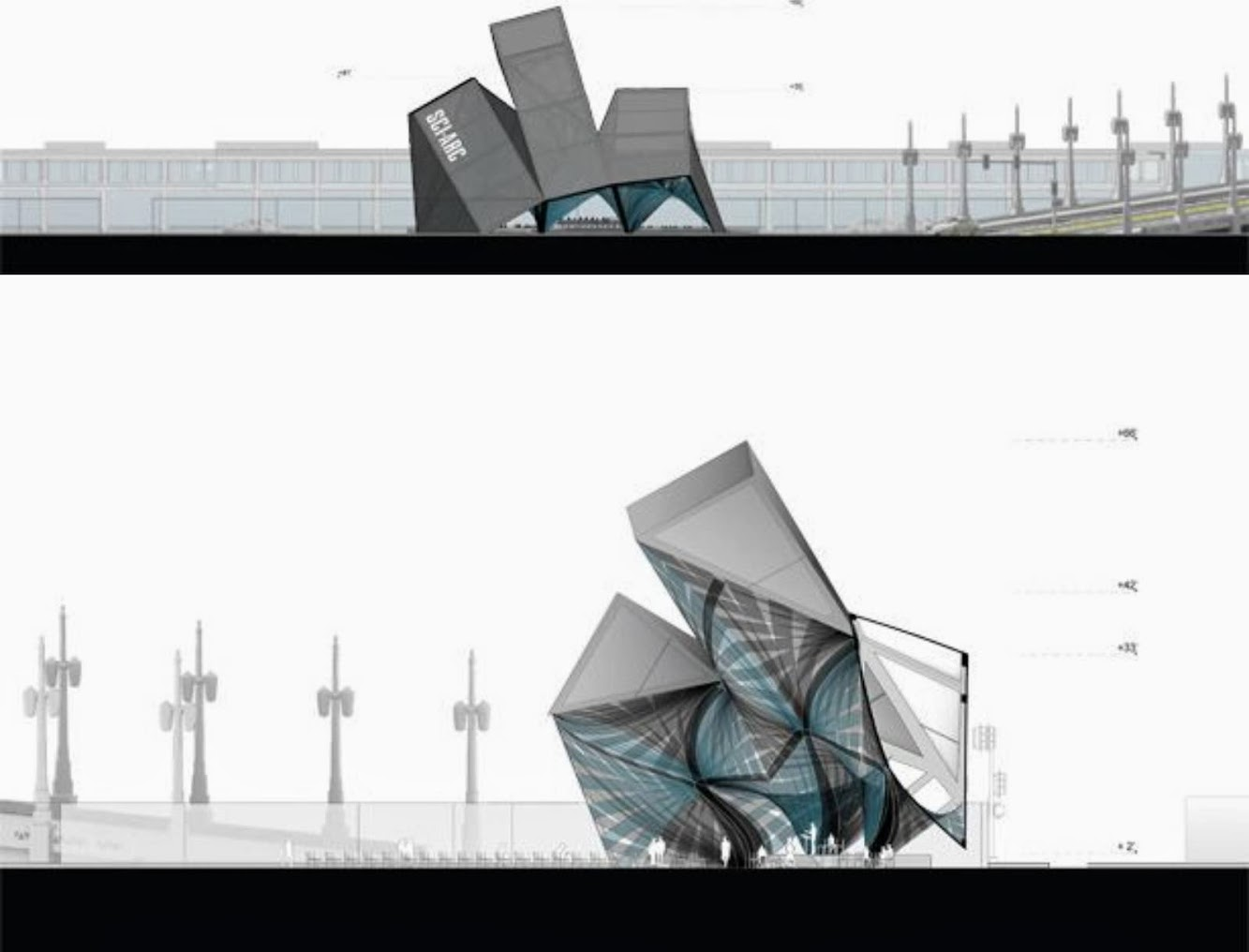Sci Arc by P A T T E