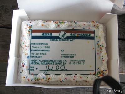 The Medicare Cake