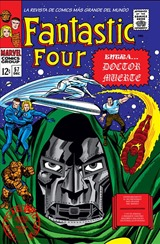 P00005 - Fantastic four #57