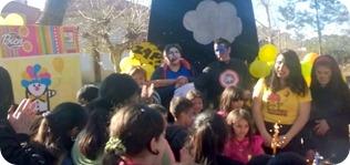 Un cumple fiesta lleno de superhéroes
