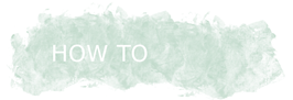 Blog How to1