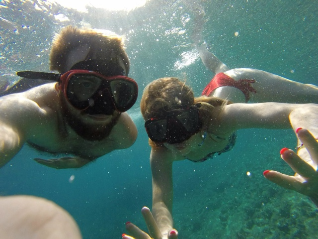 Pakleni Islands Boat Trip Snorkeling