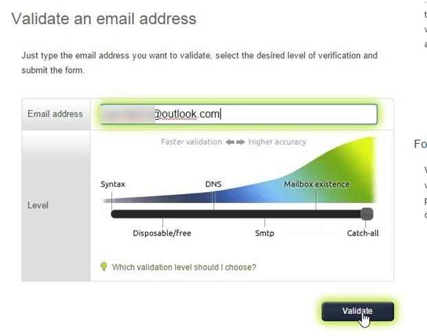 free-email-validation