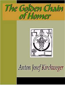 Cover of Anton Josef Kirchweger's Book The Golden Chain Of Homer