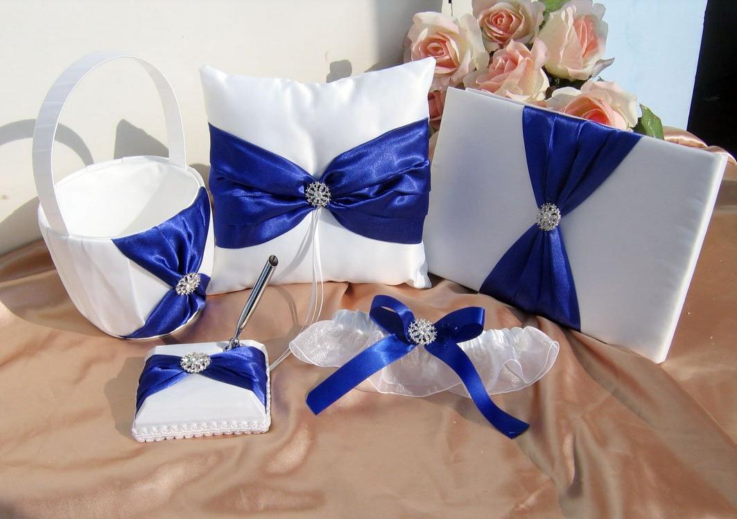 Wedding Flower Girl Basket: