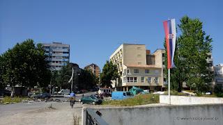 Strona serbska