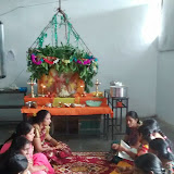Ganesh Chaturthi Celebrations @ Swarnapuri Branch