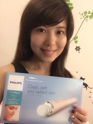 (產品試用) Visa Pure 淨亮潔膚儀,徹底、去垢、美肌
