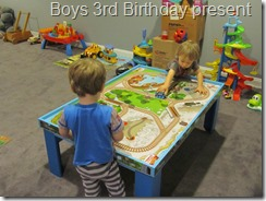 141 The Thomas Birthday Table