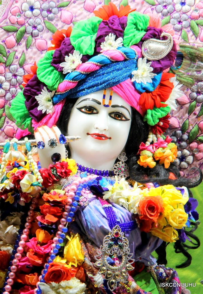ISKCON Juhu Sringar Deity Darshan 11 Feb 16 (3)