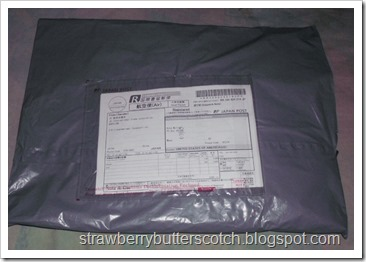 Package from Bodyline