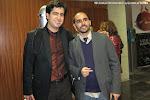 Rafael Aguirre y Pablo San Nicasio