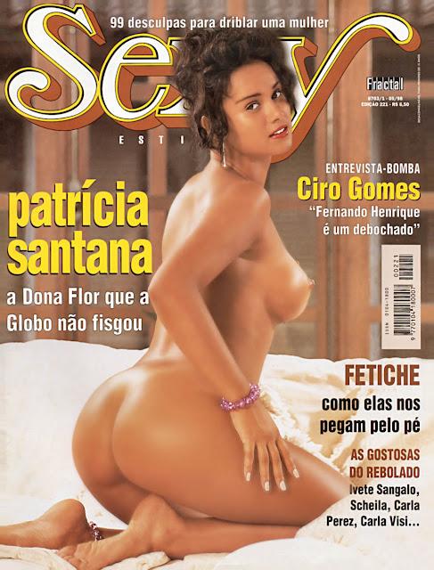 Patr Cia Santana Fotos Sexy Gatas Das Revistas Fotos E V Deos De Famosas Nuas