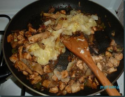 calabacines rellenos de pollo y verdura4 copia
