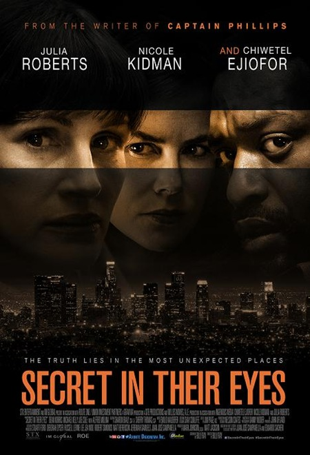 Secret In Their Eyes - Official Poster