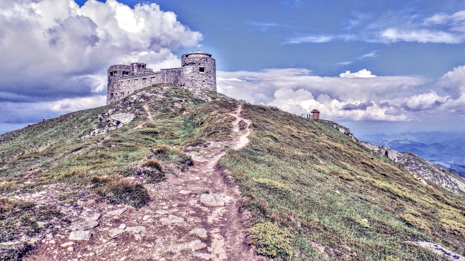 Обсерваторія на горі Піп Іван Чорногірський