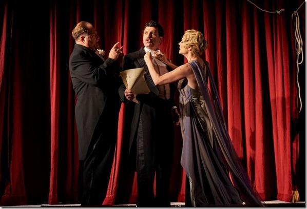 Acomedy  Ron Orbach, Bradley Dean and Lisa Brescia