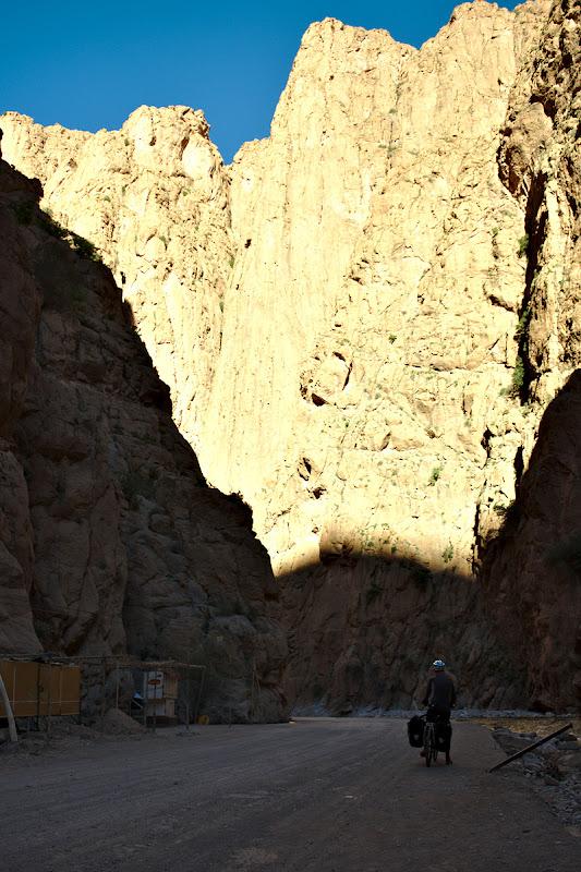 Gatul Iadului in varianta Marocana.