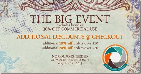 Digital Scrapbooking Sale