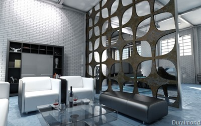 Area de interiorismo junio 2015 for Celosias para interiores