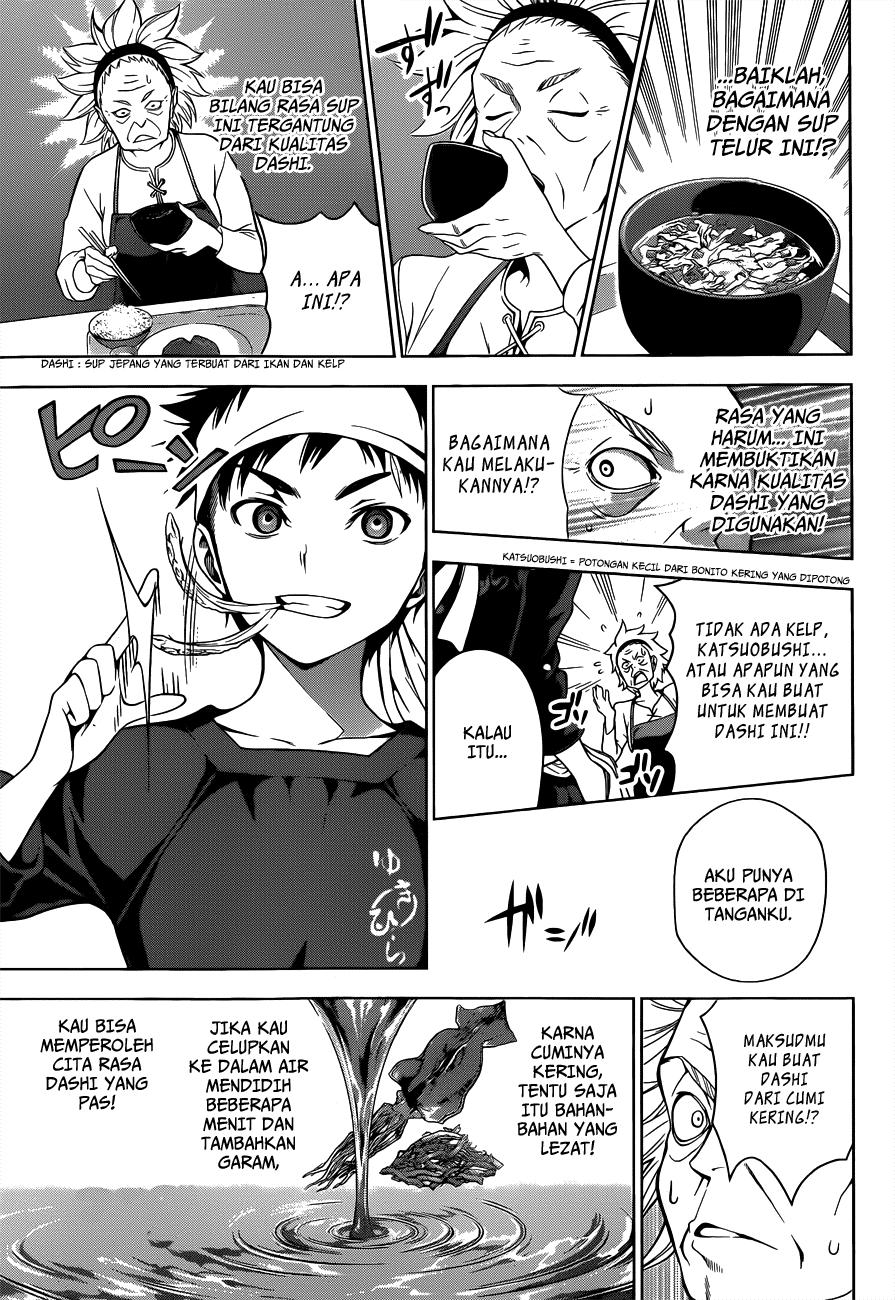 Shokugeki no Souma Chapter 6-13