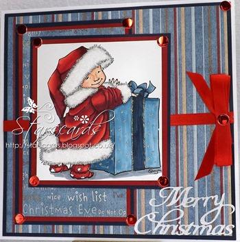 Eileen - mega Christmas challenge