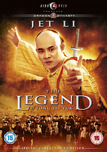 Phương Thế Ngọc - The Legend Of Fong Sai Yuk poster